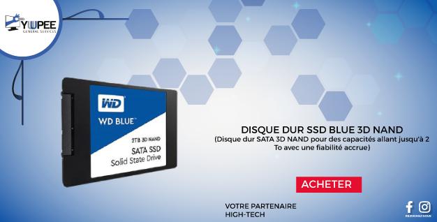 DISQUE DUR SSD BLUE 3D NAND